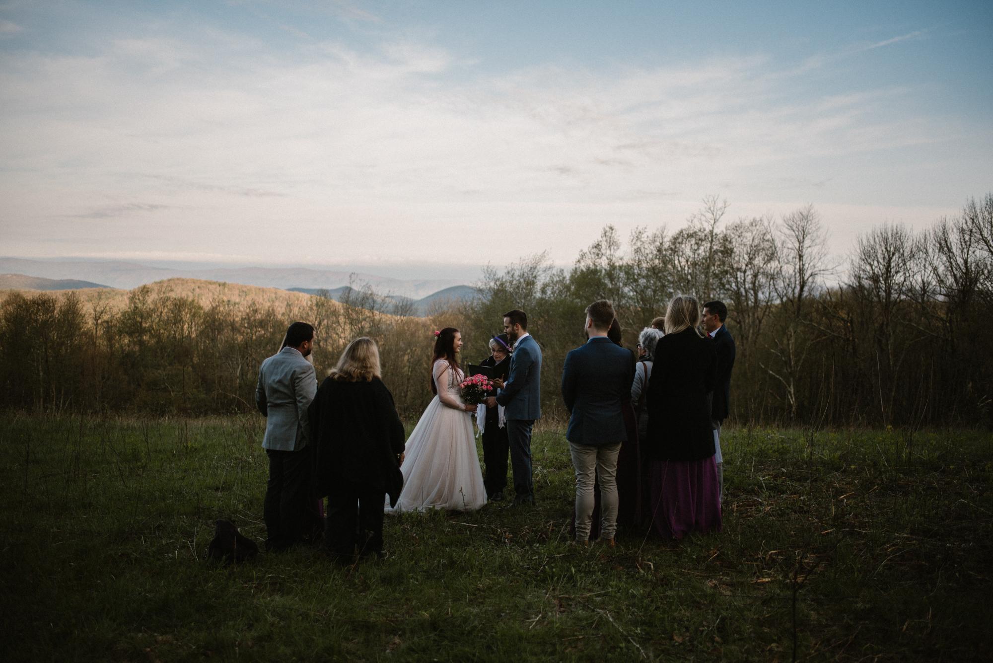 Paula and Andrew - Small Adventurous Wedding in Shenandoah National Park - Blue Ridge Mountain Wedding - White Sails Creative - Mountain Elopement_17.jpg