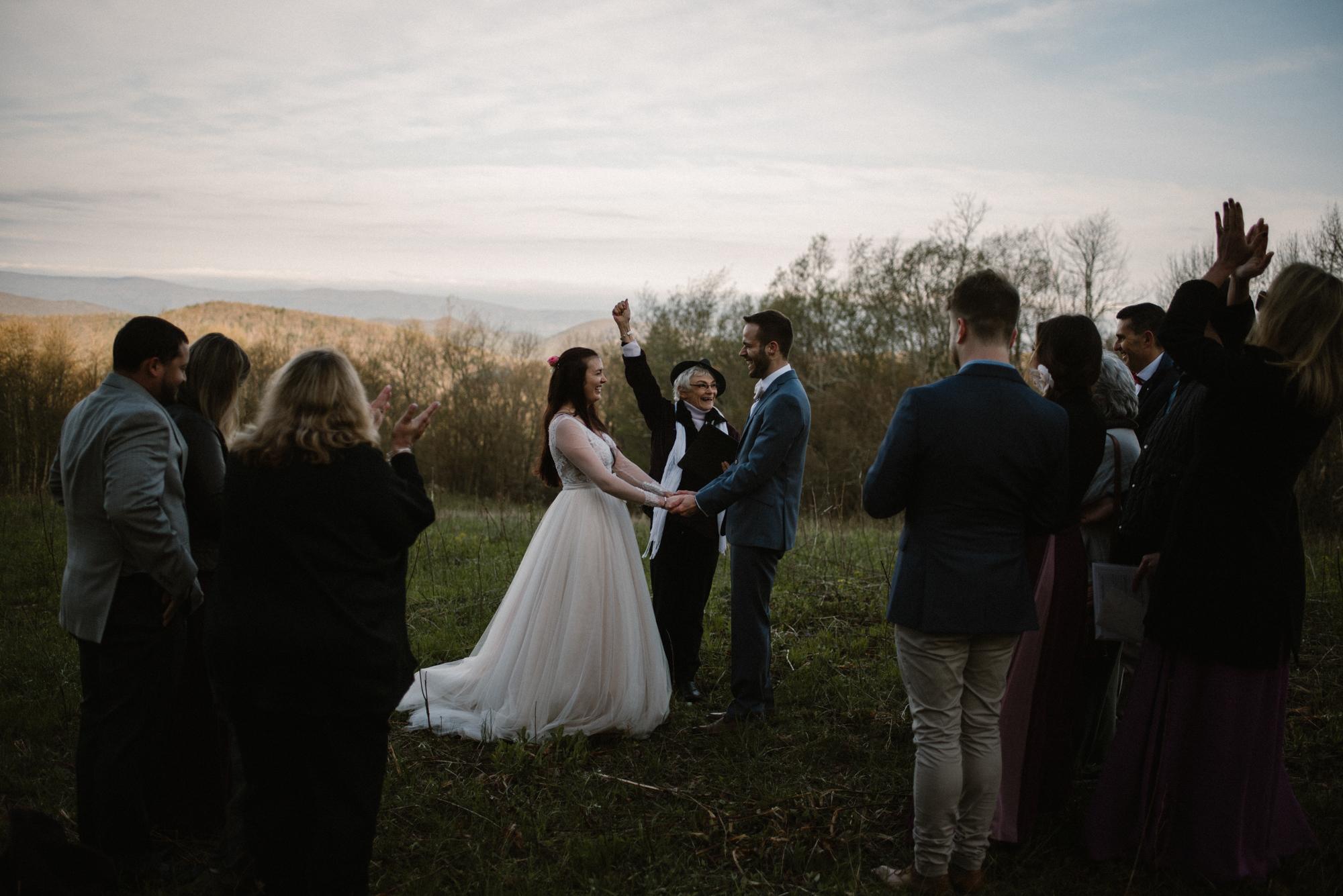 Paula and Andrew - Small Adventurous Wedding in Shenandoah National Park - Blue Ridge Mountain Wedding - White Sails Creative - Mountain Elopement_19.jpg