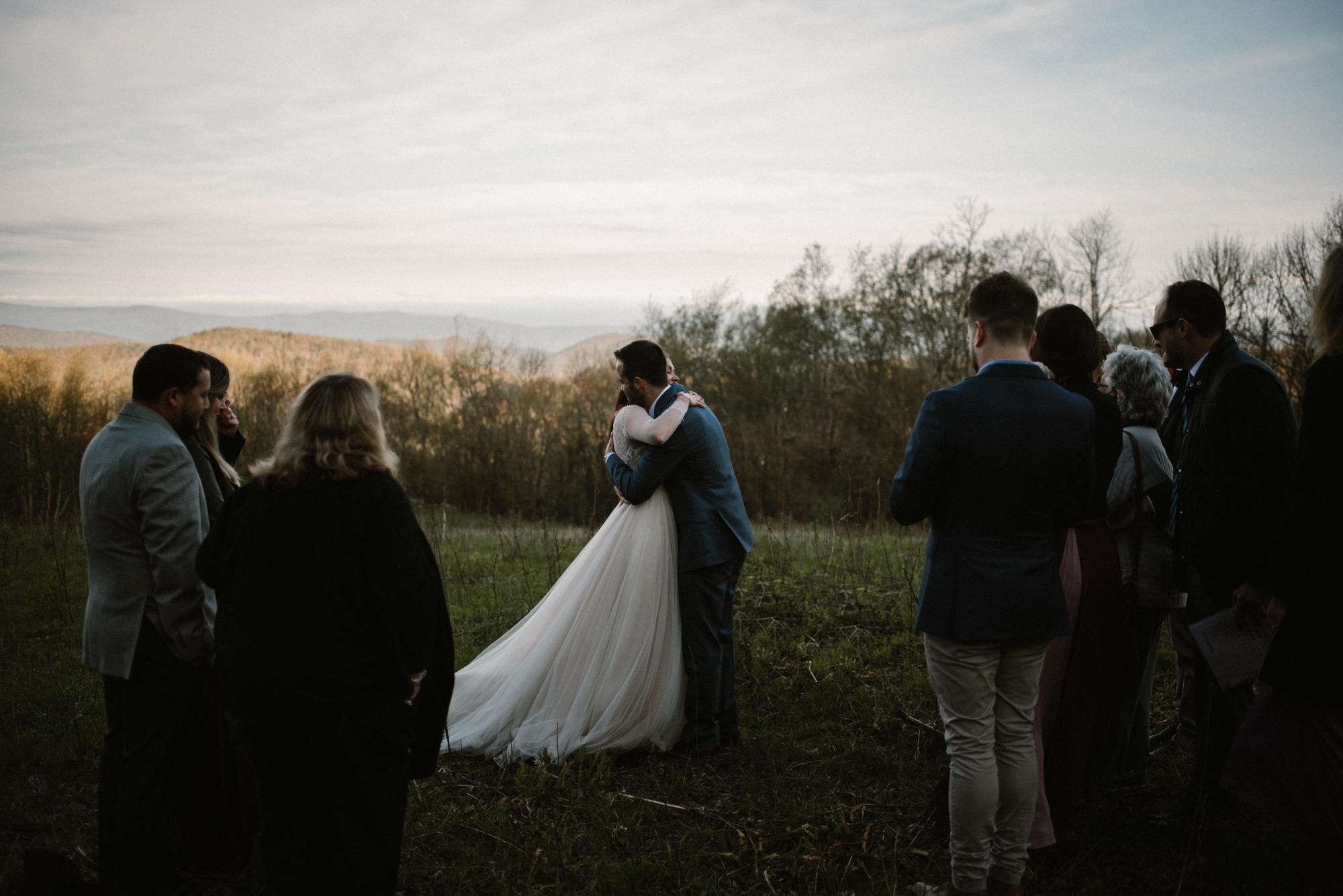 Paula and Andrew - Small Adventurous Wedding in Shenandoah National Park - Blue Ridge Mountain Wedding - White Sails Creative - Mountain Elopement_20.jpg