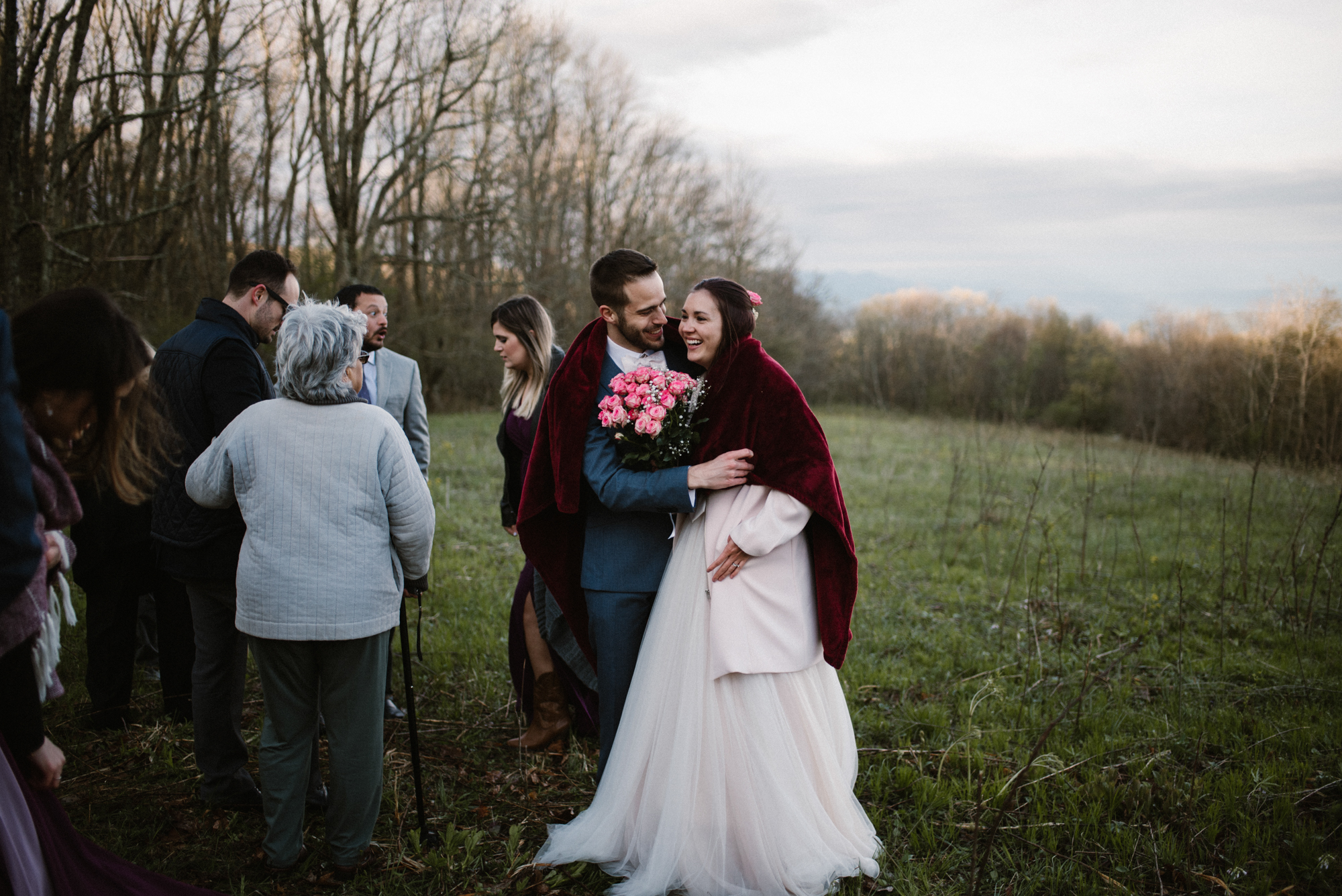 Paula and Andrew - Small Adventurous Wedding in Shenandoah National Park - Blue Ridge Mountain Wedding - White Sails Creative - Mountain Elopement_26.jpg