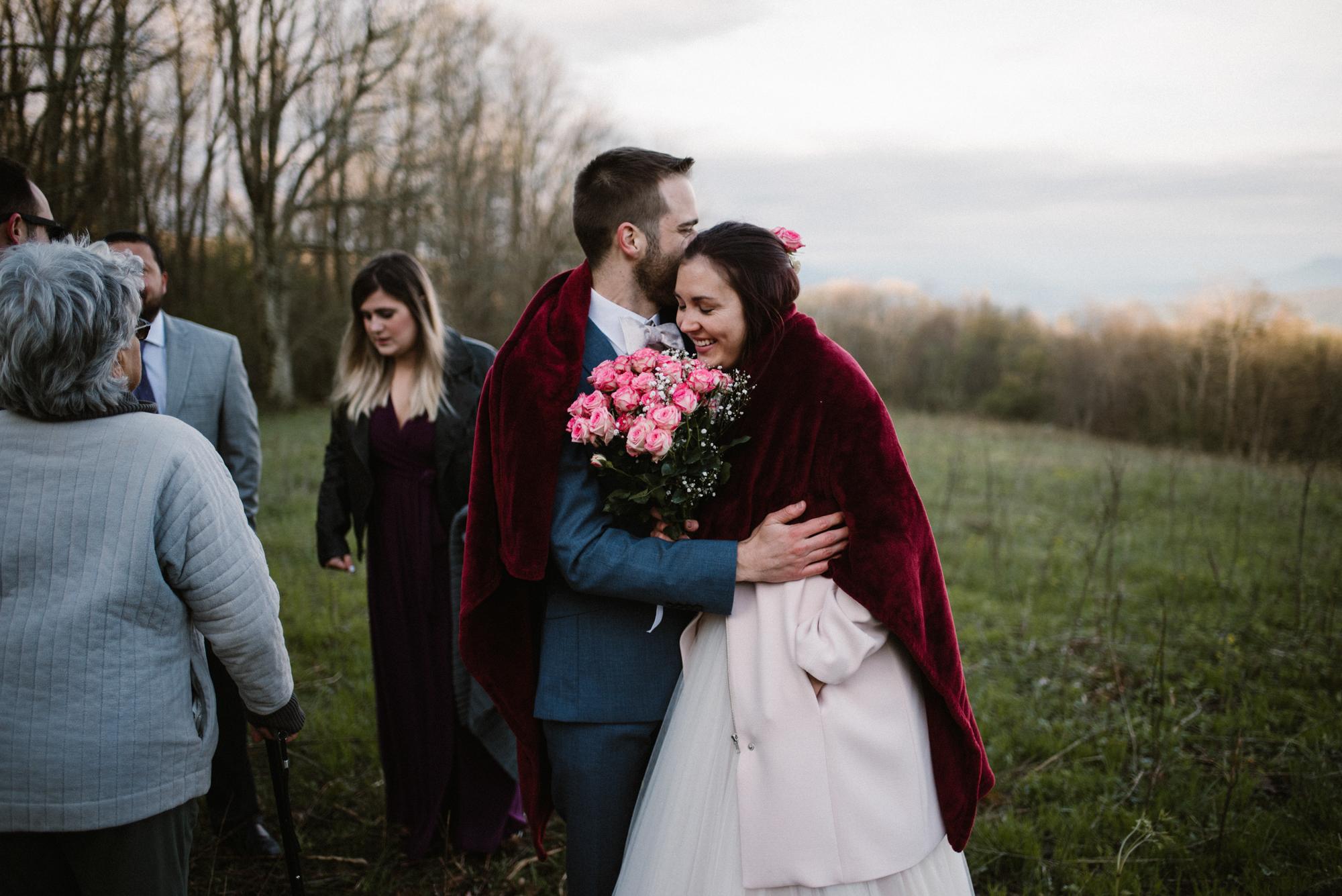 Paula and Andrew - Small Adventurous Wedding in Shenandoah National Park - Blue Ridge Mountain Wedding - White Sails Creative - Mountain Elopement_27.jpg