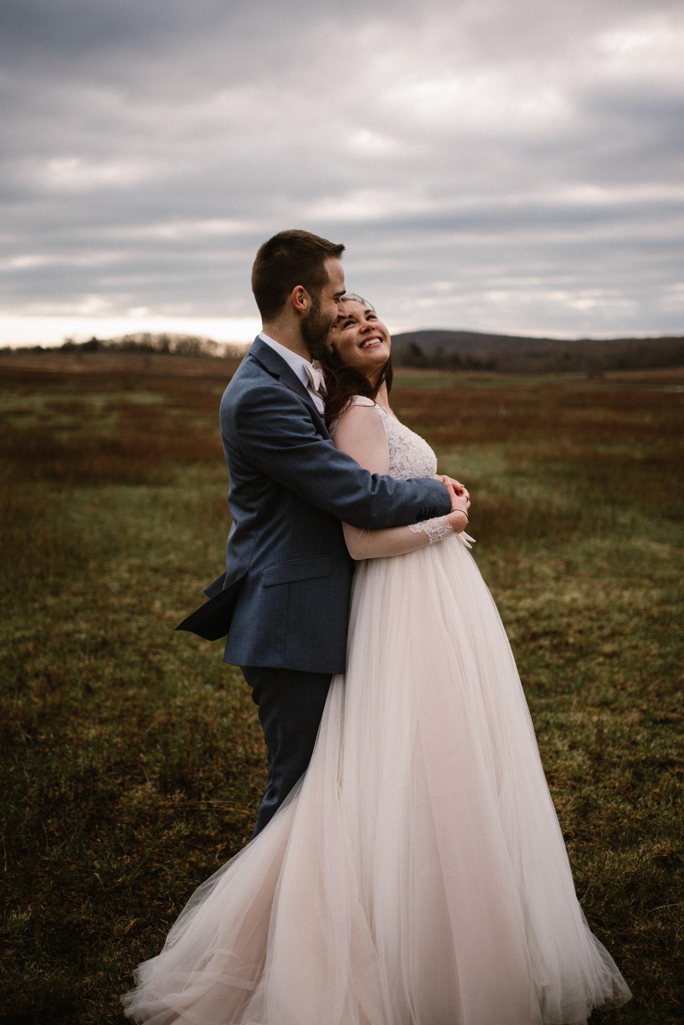 Paula and Andrew - Small Adventurous Wedding in Shenandoah National Park - Blue Ridge Mountain Wedding - White Sails Creative - Mountain Elopement_34.jpg