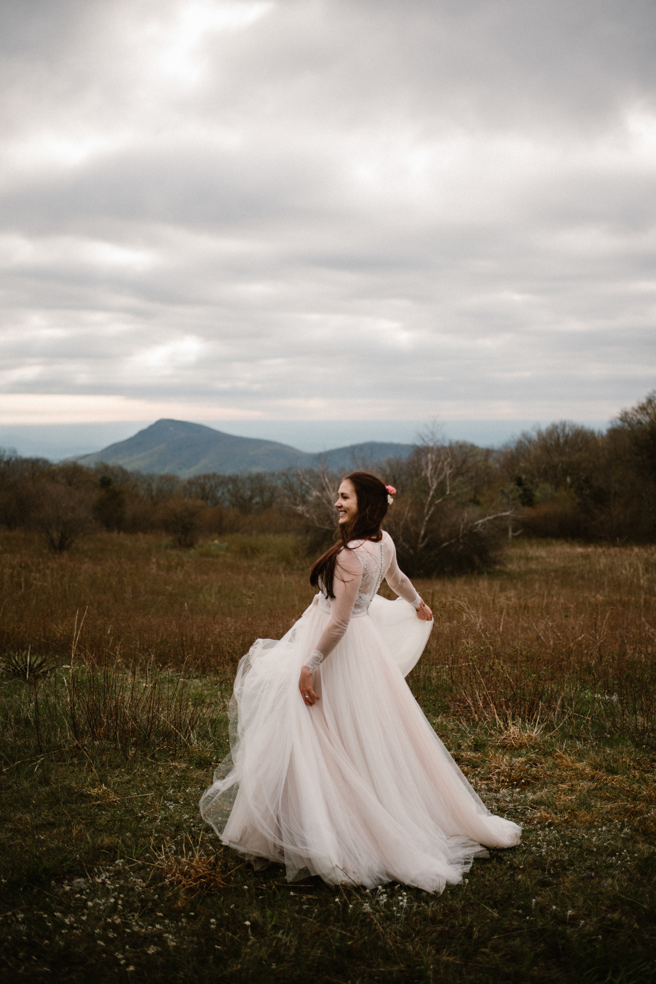 Paula and Andrew - Small Adventurous Wedding in Shenandoah National Park - Blue Ridge Mountain Wedding - White Sails Creative - Mountain Elopement_42.jpg