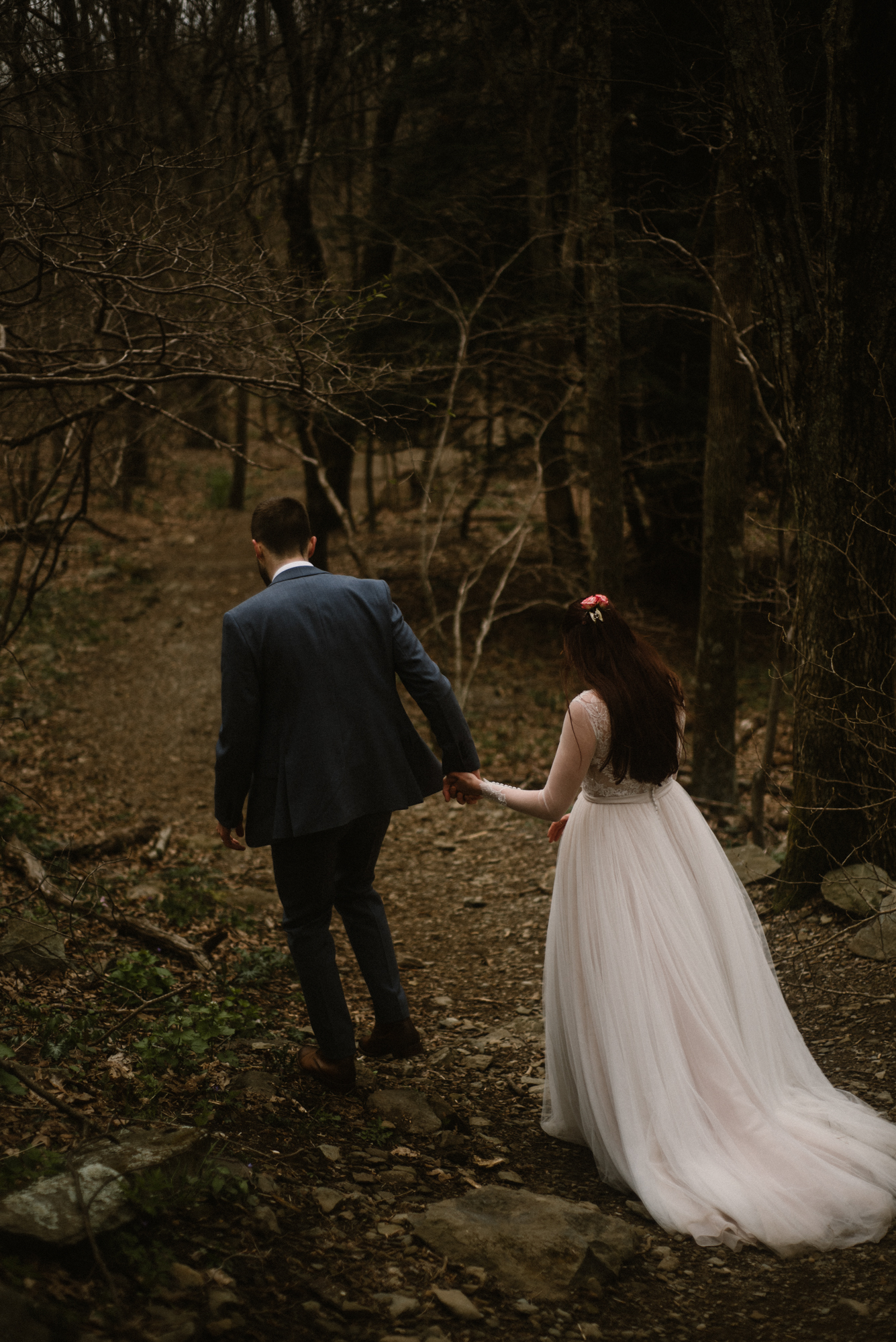 Paula and Andrew - Small Adventurous Wedding in Shenandoah National Park - Blue Ridge Mountain Wedding - White Sails Creative - Mountain Elopement_47.jpg