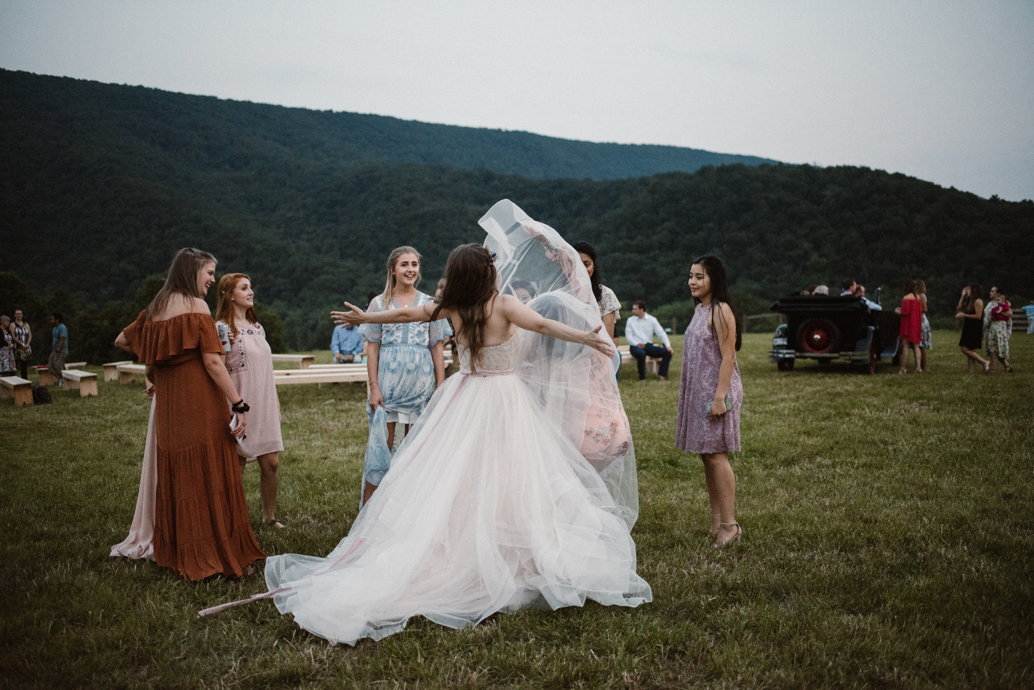 Rachel and Jackson's Virginia Backyard Wedding with Gorgeous Details - Romantic Dusty Color Scheme - Blue Ridge Mountain Wedding - Jane Austen Inspired Wedding - White Sails Photography _75.jpg