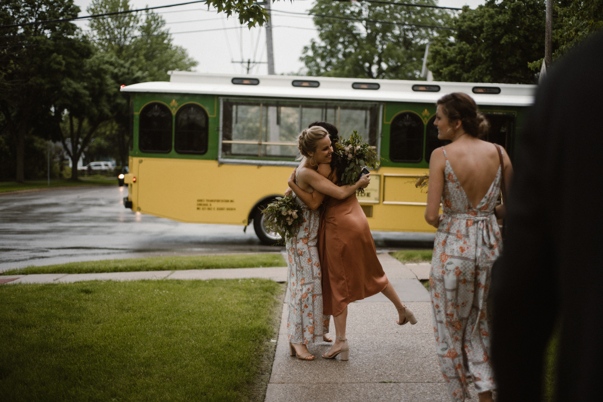 Mairi and Jude - Rainy Backyard Wedding - Intimate Wedding - Fun Reception Photos - Chicago Wedding Photographer - Catholic Wedding - White Sails Creative - Virginia Backyard Wedding Photographer_25.jpg