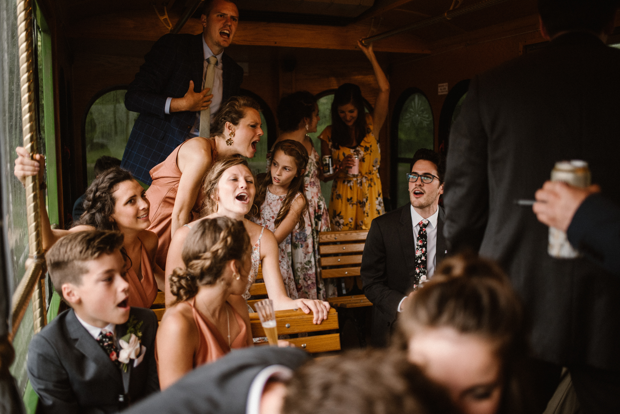 Mairi and Jude - Rainy Backyard Wedding - Intimate Wedding - Fun Reception Photos - Chicago Wedding Photographer - Catholic Wedding - White Sails Creative - Virginia Backyard Wedding Photographer_34.jpg