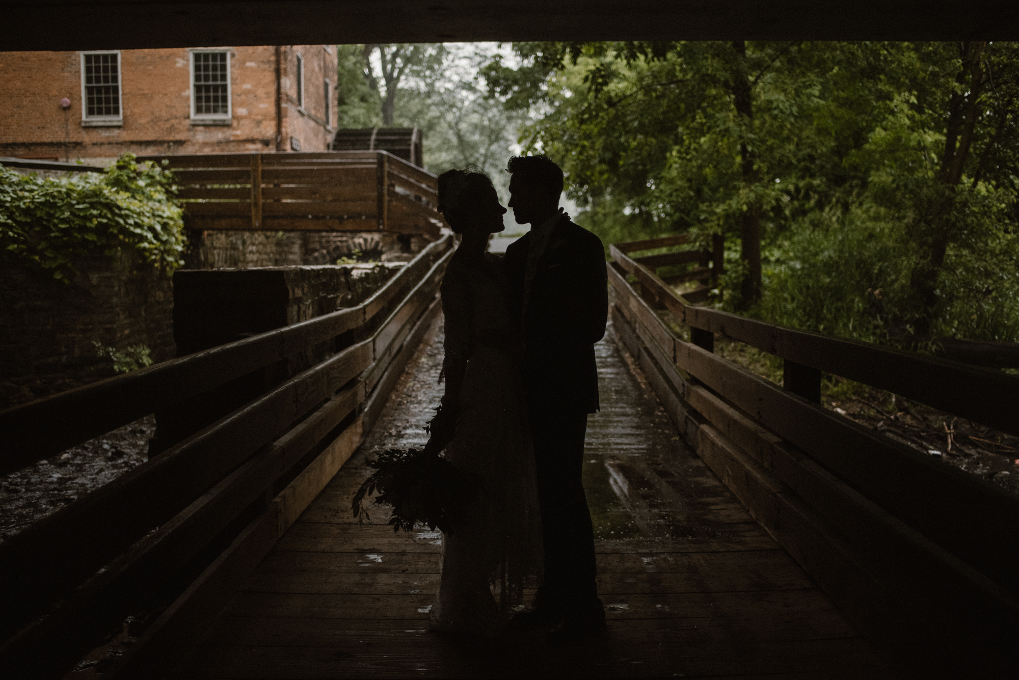 Mairi and Jude - Rainy Backyard Wedding - Intimate Wedding - Fun Reception Photos - Chicago Wedding Photographer - Catholic Wedding - White Sails Creative - Virginia Backyard Wedding Photographer_37.jpg