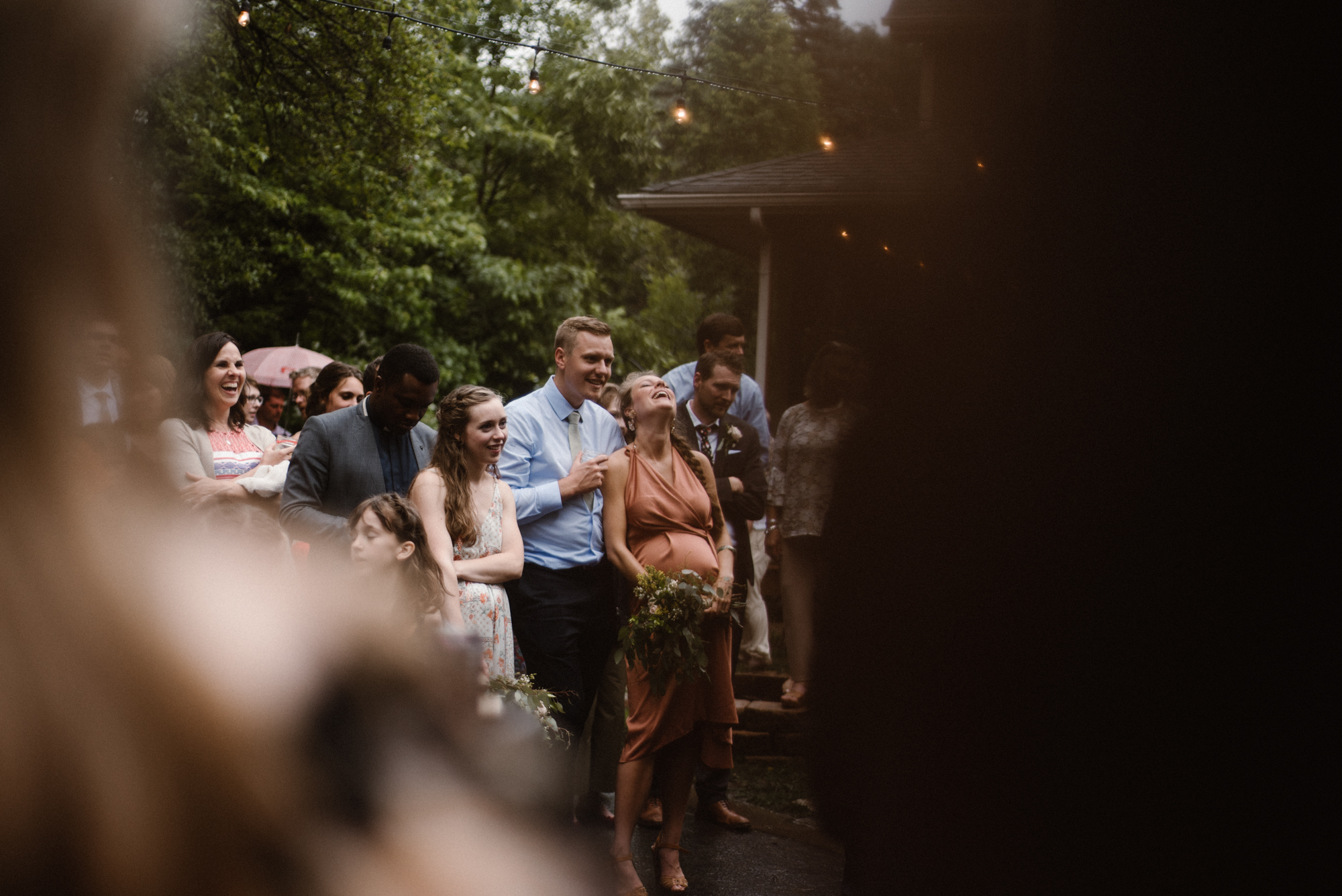Mairi and Jude - Rainy Backyard Wedding - Intimate Wedding - Fun Reception Photos - Chicago Wedding Photographer - Catholic Wedding - White Sails Creative - Virginia Backyard Wedding Photographer_49.jpg