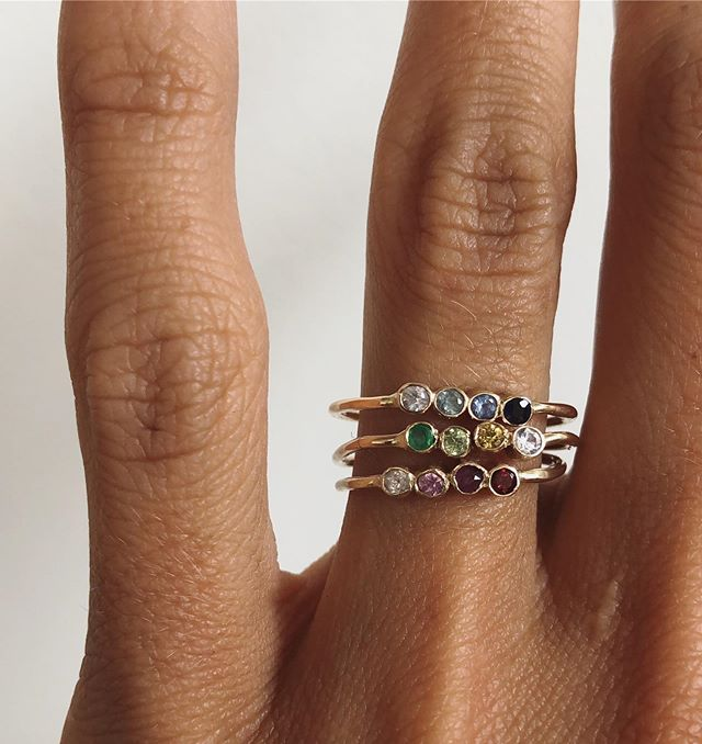 Join Oxbow this June in raising funds for the ACLU. 10% of your fine jewelry purchase will go directly to @aclu_nationwide . That's an average of $25 per item. A 10% discount will be automatically applied at checkout as a thank you for your contribution.  Link in bio! #pride #pridemonth #happypride #aclu #🌈
