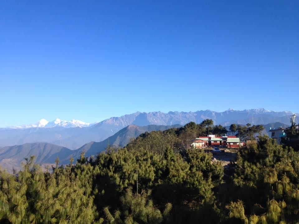 Nagarkot, Nepal