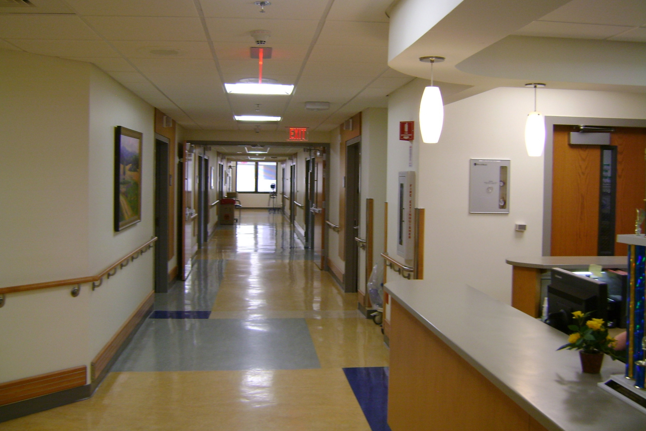 3rd Floor Nursing Unit   2009
