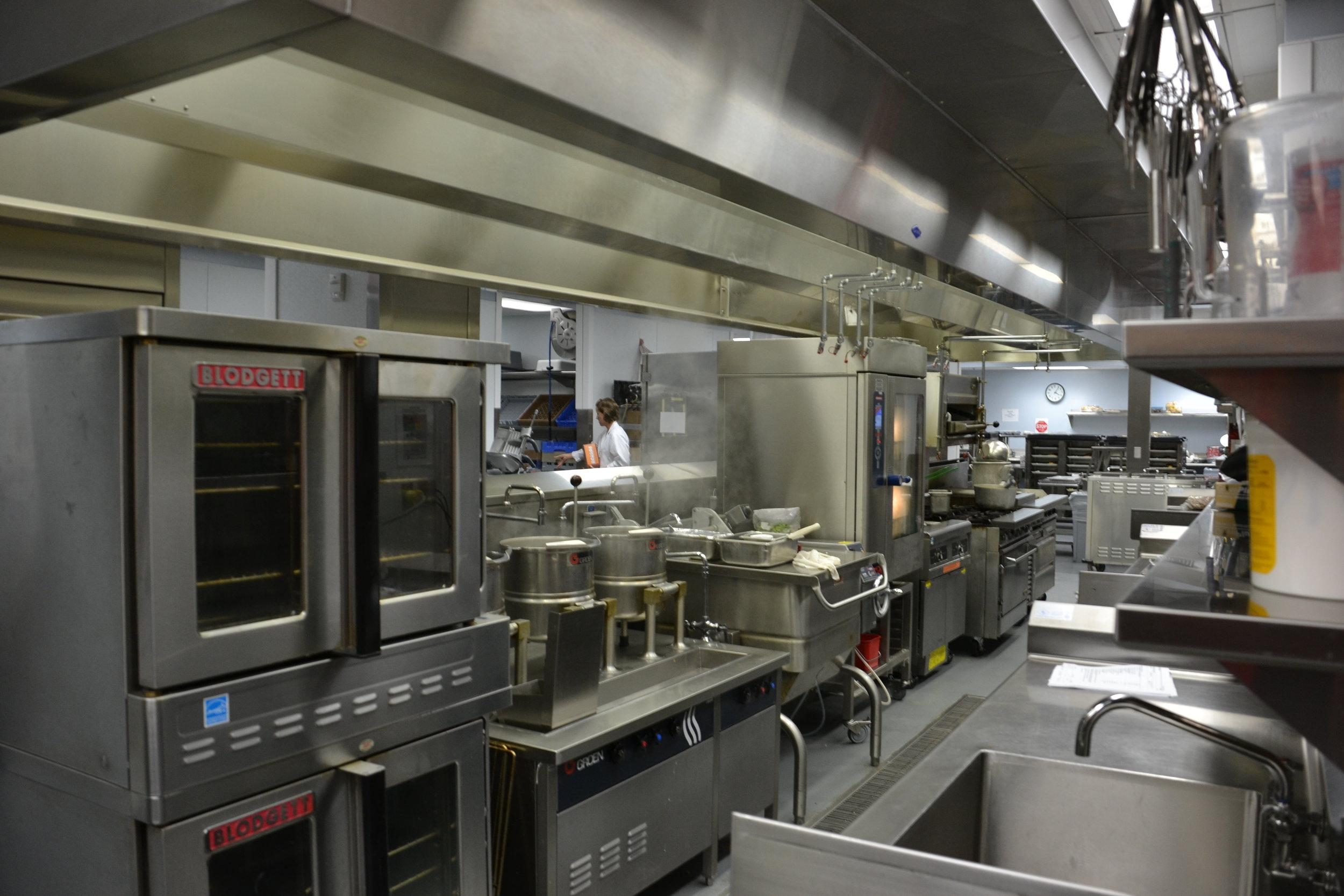 Kitchen & Prep