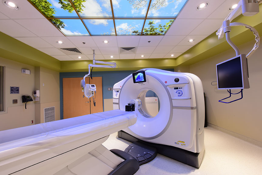 CT Scan Replacement   2016