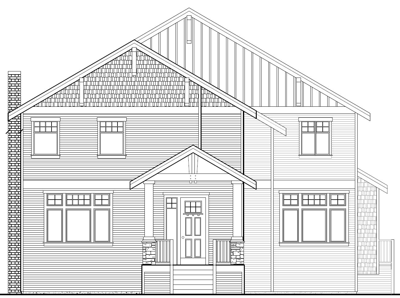 Proposed Total Remodel & Addition in Seattle, WA
