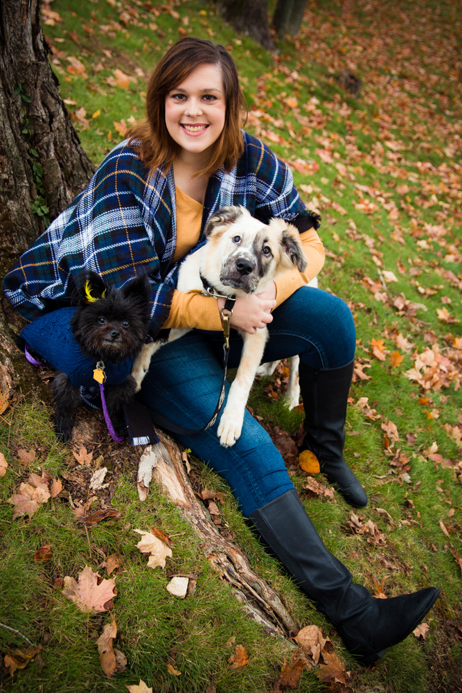 Selena, Massie & Mateo - Kaytee took family photos of my 2 dogs & I Saturday evening. She did fantastic trying grab the attention of my quite crazy & short attention span dogs. I'm so excited and can't wait to see my photos soon. I HIGHLY recommended Kaytee Lorentzen Photography especially if you have pets you want included in your photos. She is a dog mom herself & great with pets!Thank you Kaytee!