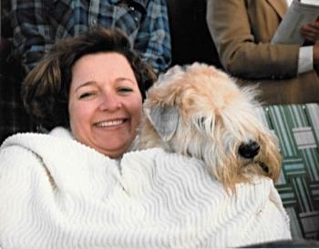 Farley & Pamringside at MCKC, October 1987