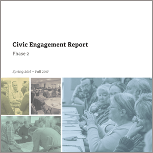 Civic Engagement Report - Phase 2