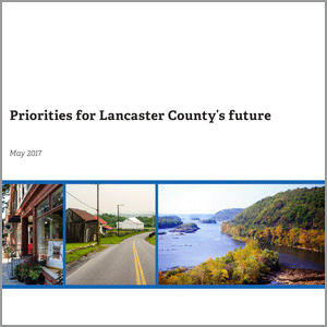 Priorities for Lancaster County's Future