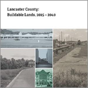 Buildable Lands, 2015-2040