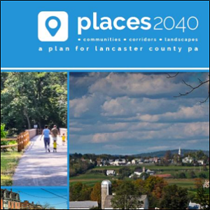 What is places2040?