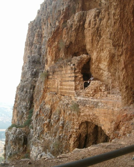 Druze Castle Mount Arbel.jpg