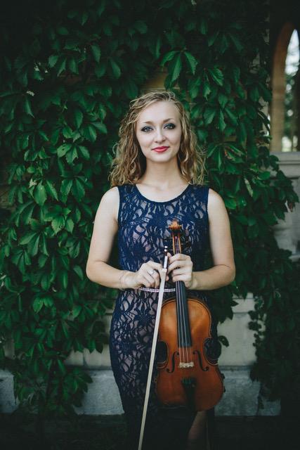 Violin Teacher Grace Rodgers