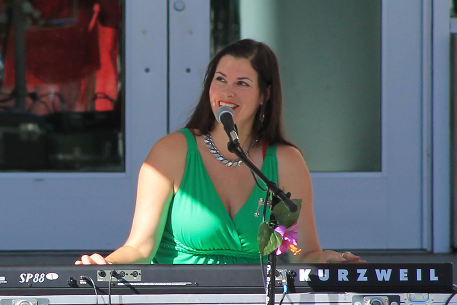 Piano, Guitar, & Voice Teacher Malderine Birmingham