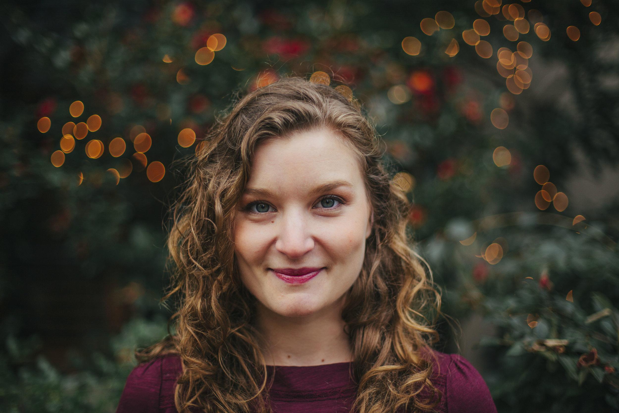 Voice & Piano Teacher Danielle Sampson
