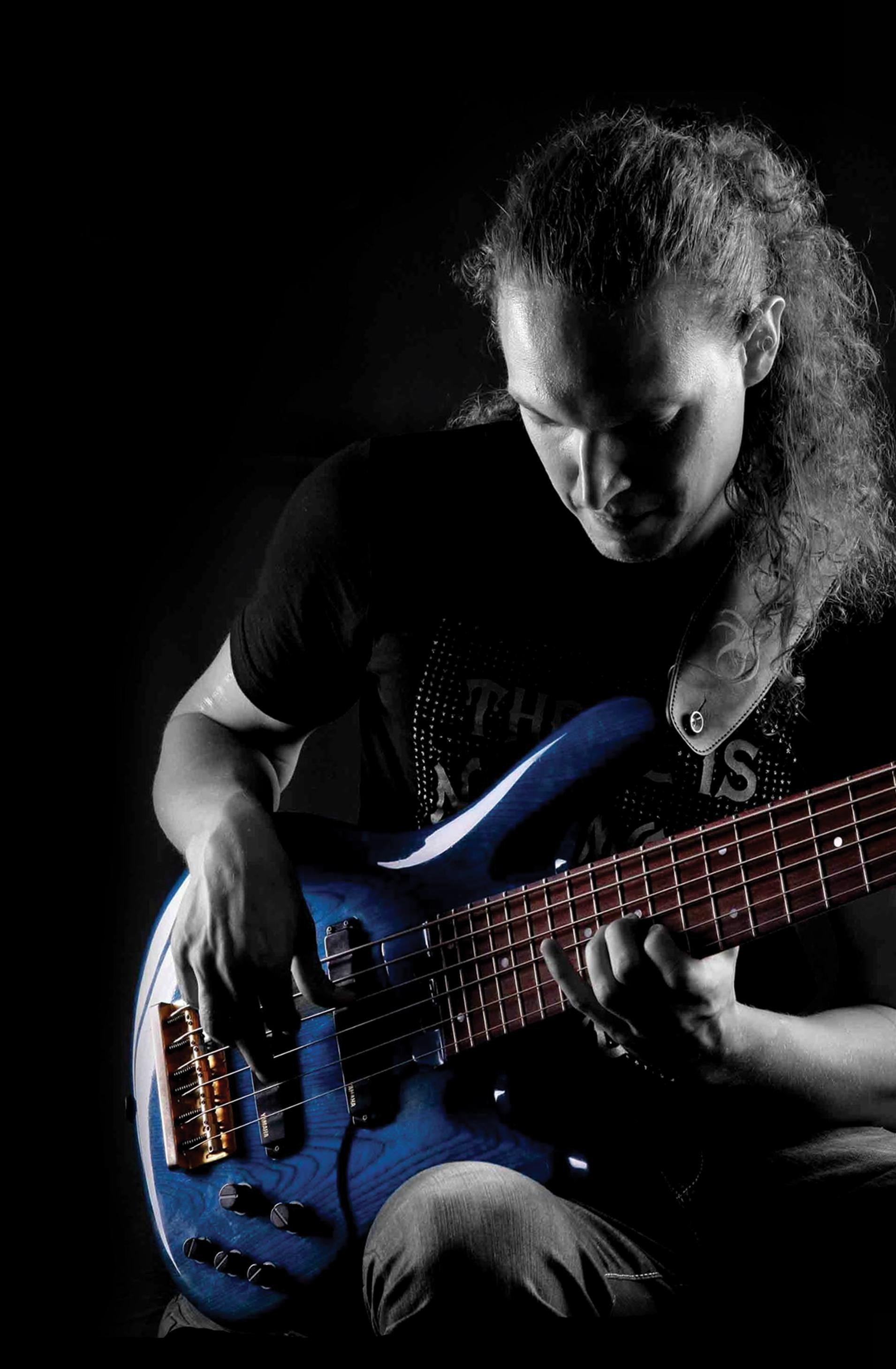 Bass Teacher Misha Danilov