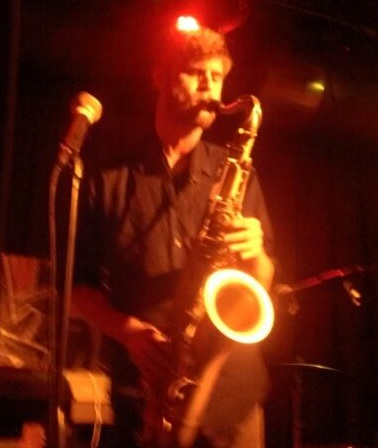 Saxophone Teacher Victor French