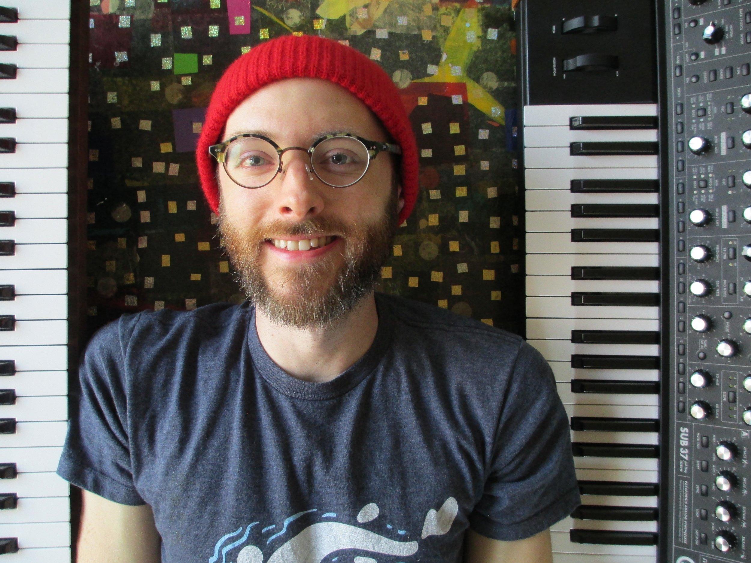 Trumpet & Piano Teacher Jon Roberts