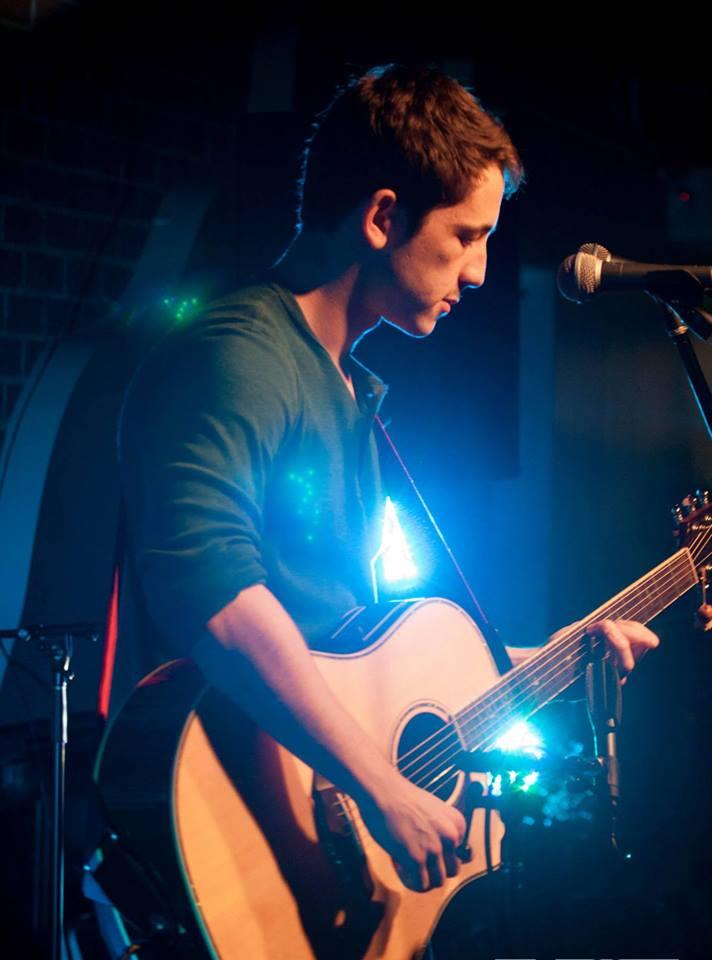Guitar Teacher Fred Labunikher