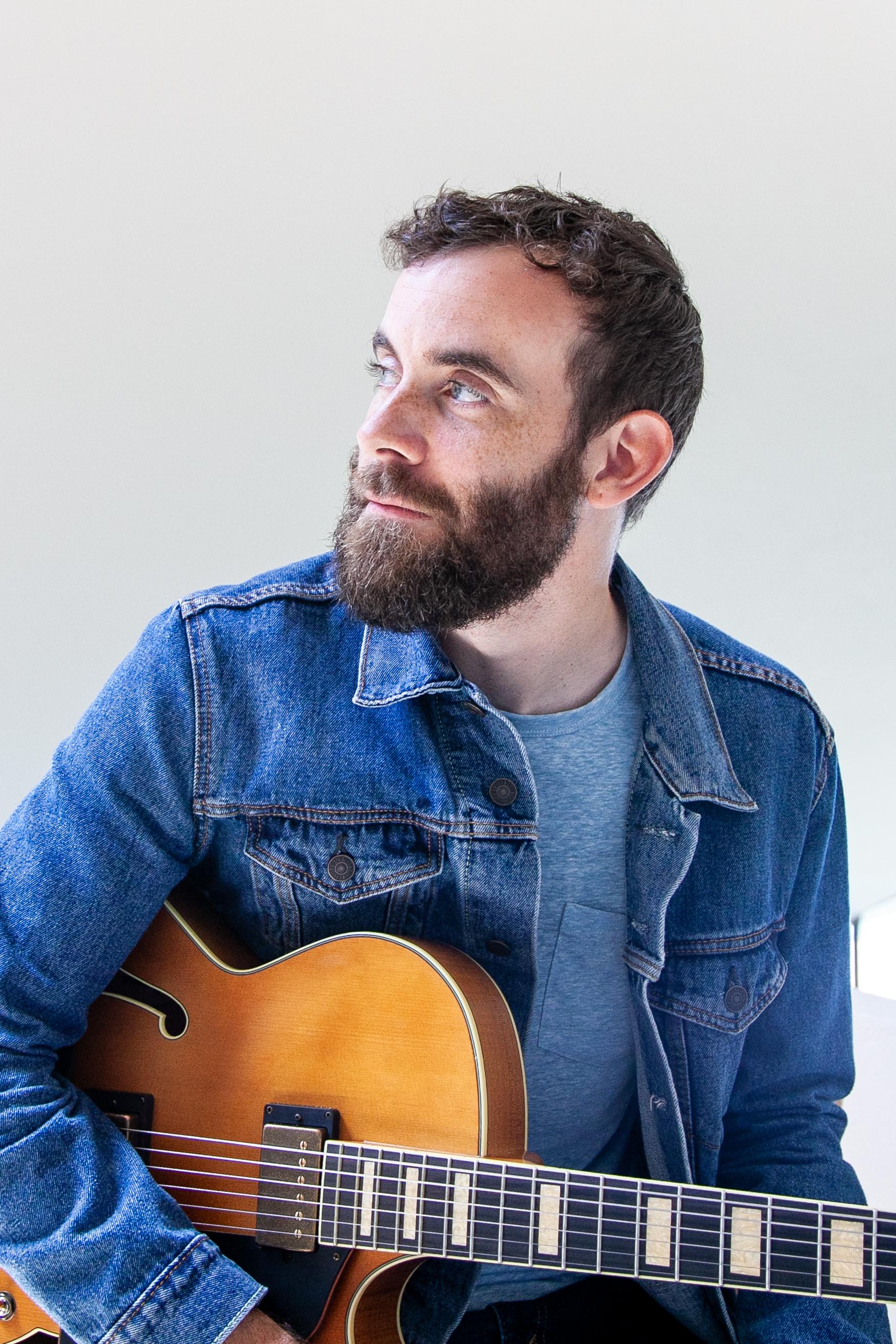 Guitar Teacher Steven Richison