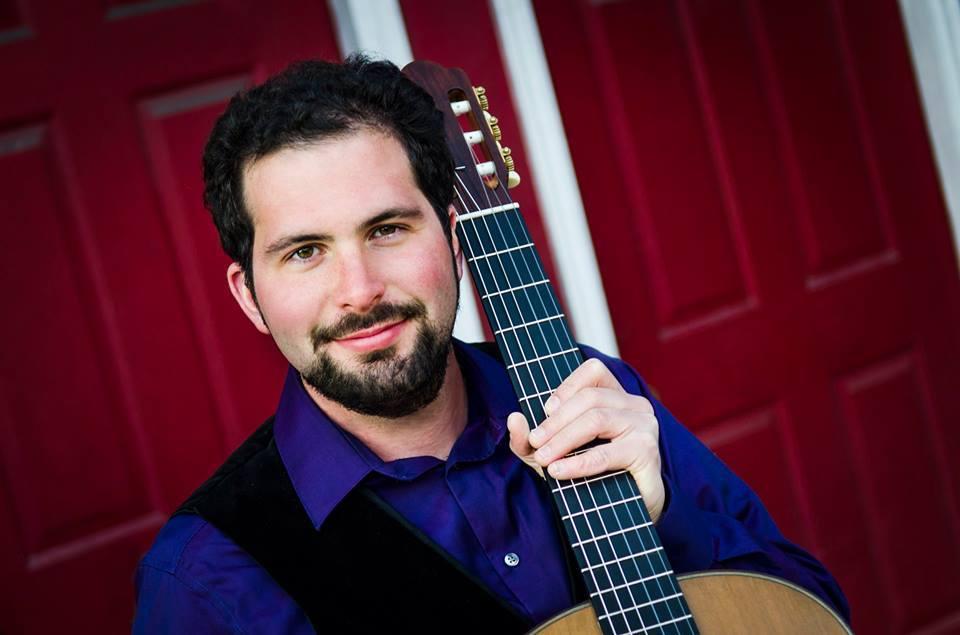 Guitar Teacher Lyle Sheffler