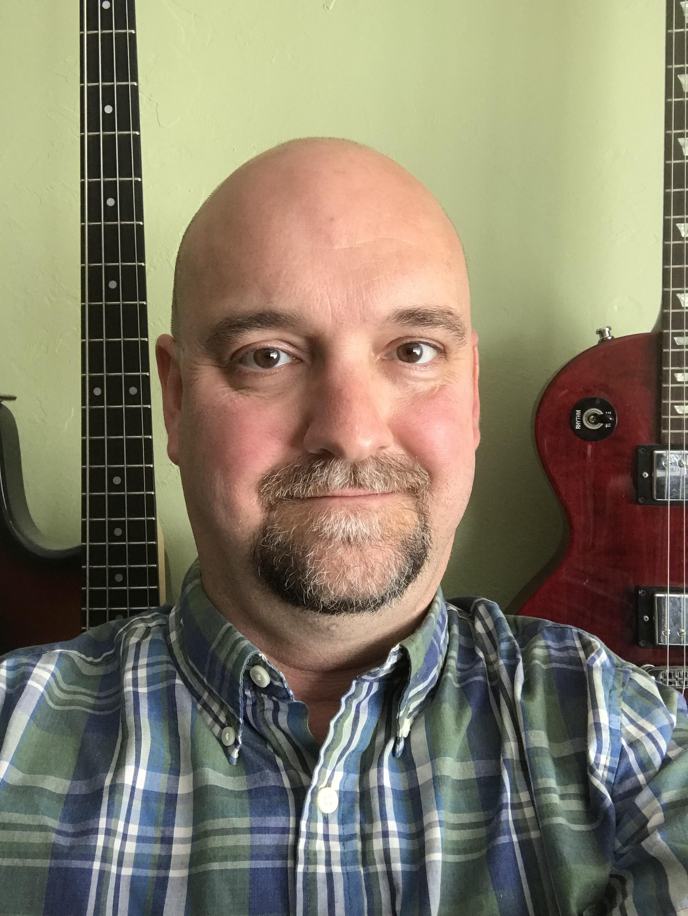 Ukelele & Guitar Teacher Bucky Reed