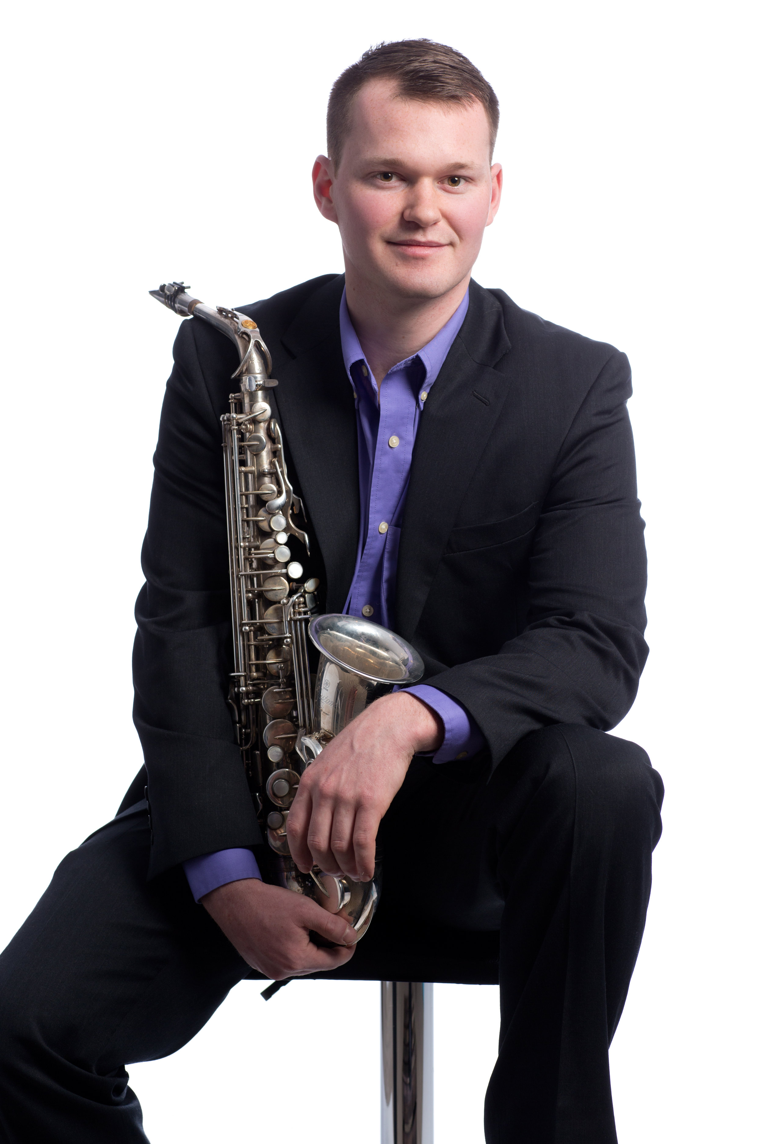 Saxophone & Clarinet Teacher Eric Juberg