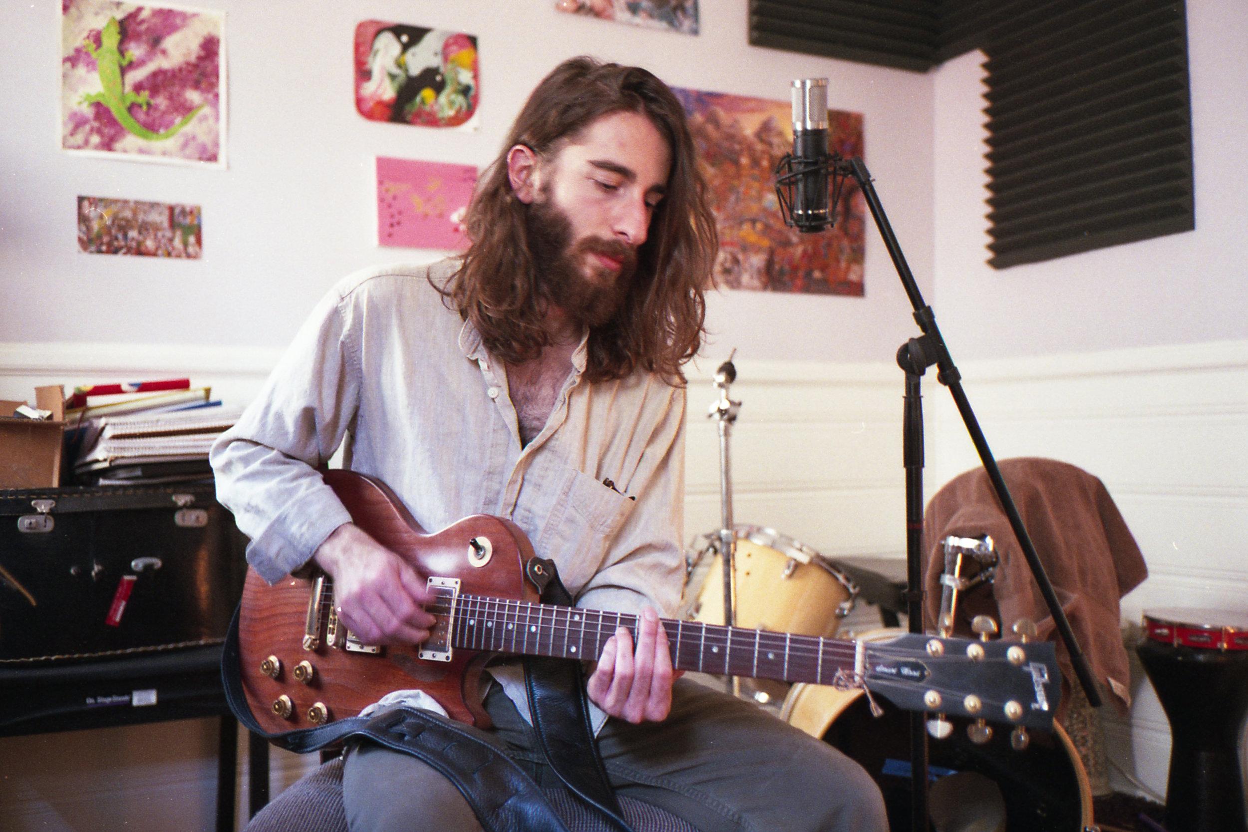 Guitar Teacher Ian Lipson