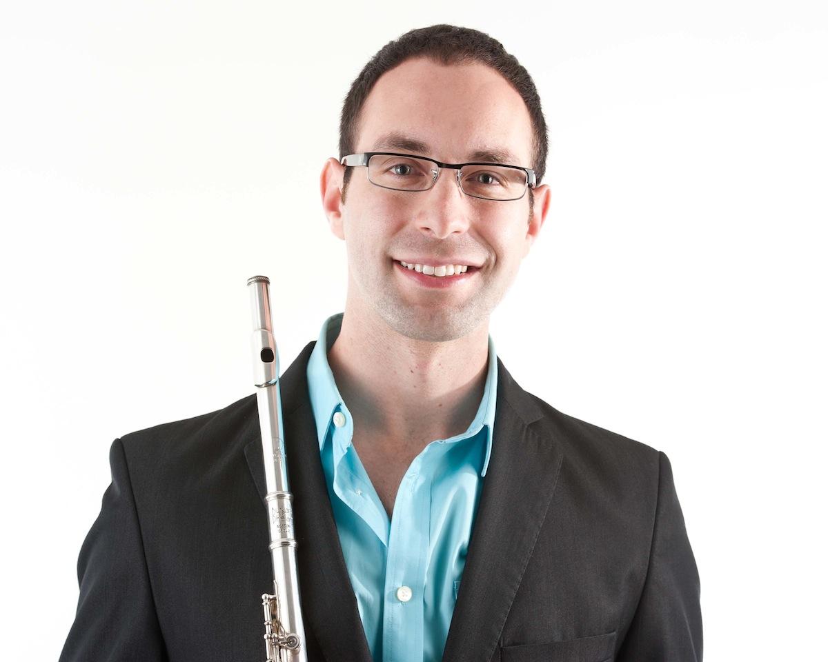 Flute Teacher Justin Lee