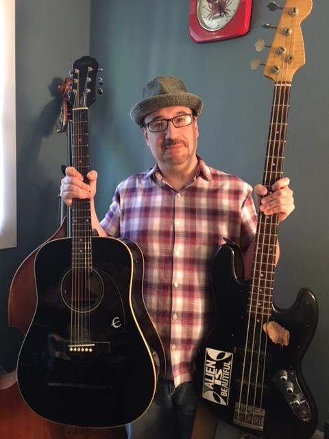 Bass & Guitar Teacher Paul Galdi