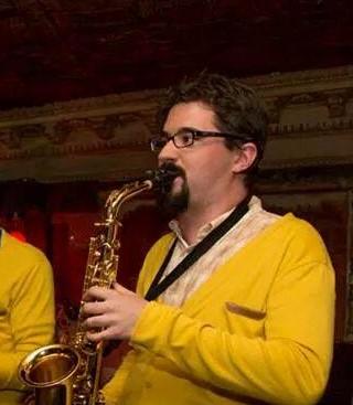 Saxophone Teacher Ryan Burnett