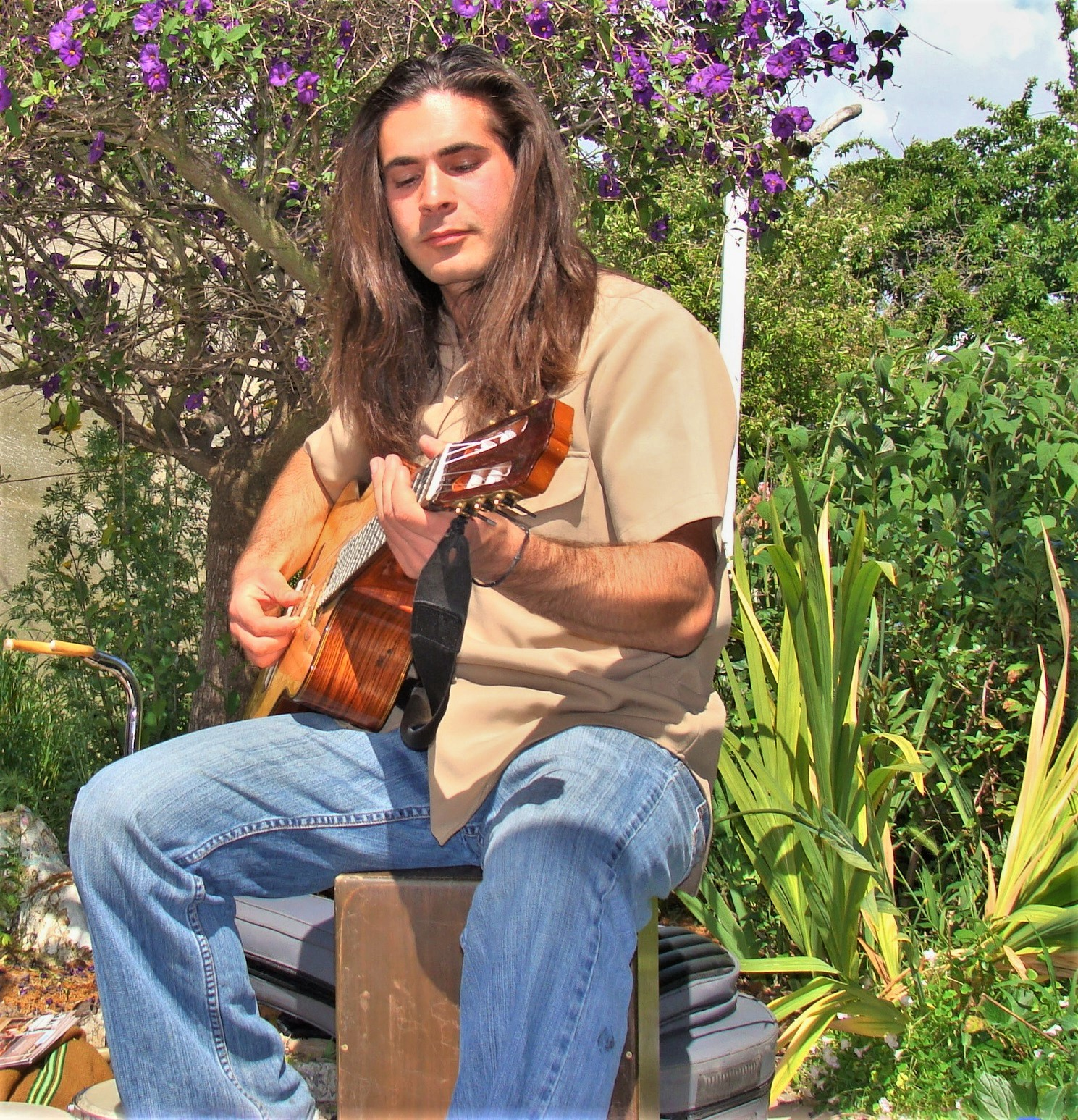 Bass, Guitar, Drum & Trumpet Teacher Anthony Leone