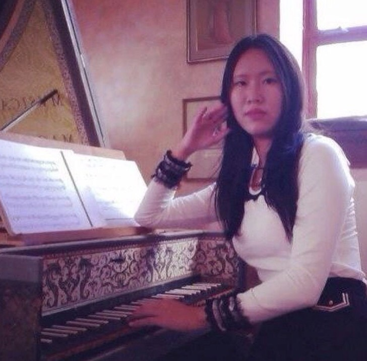 Harpsichord & Piano Teacher Cheng Chen