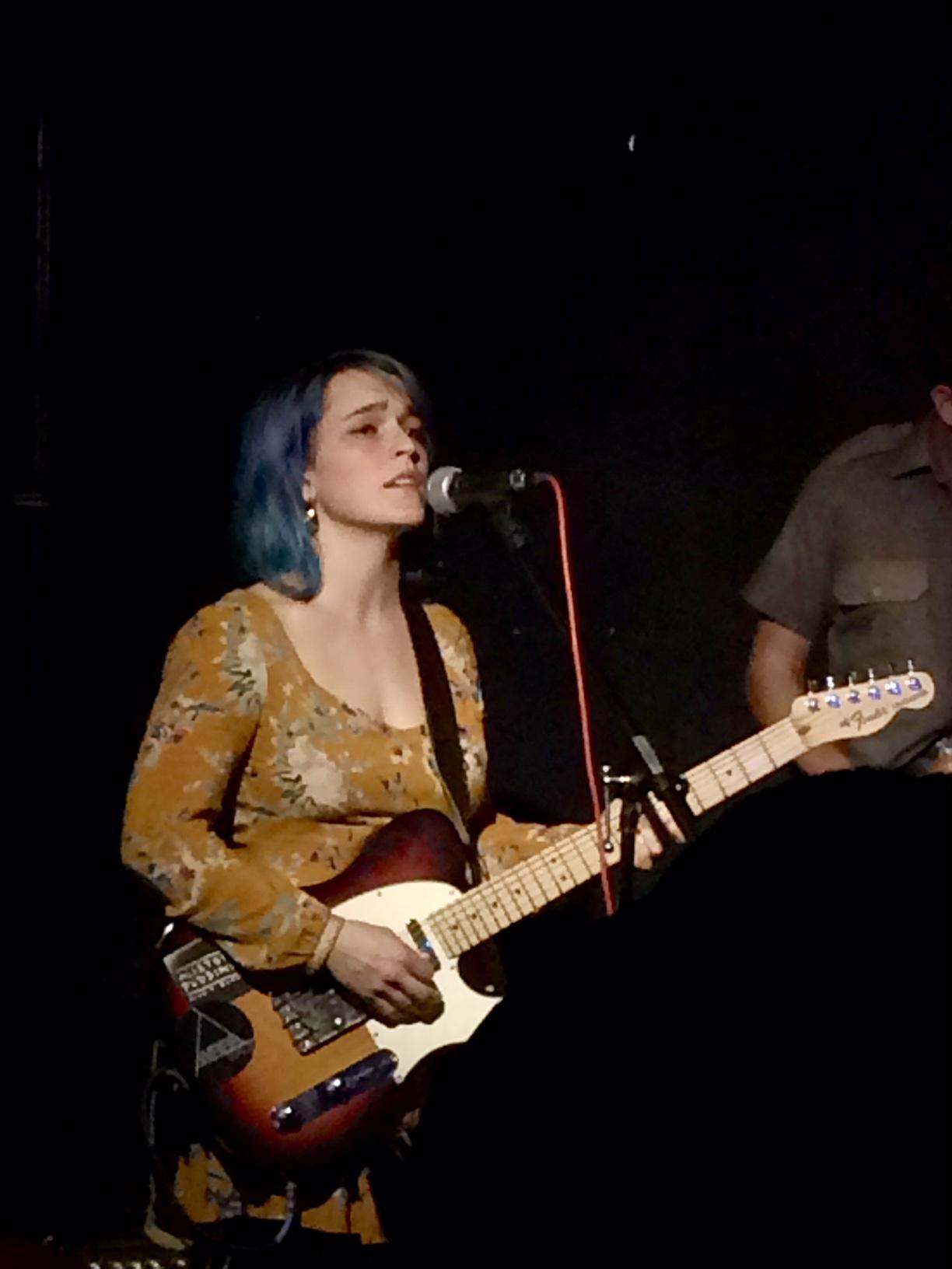 Guitar & Bass Teacher Sophie Bell