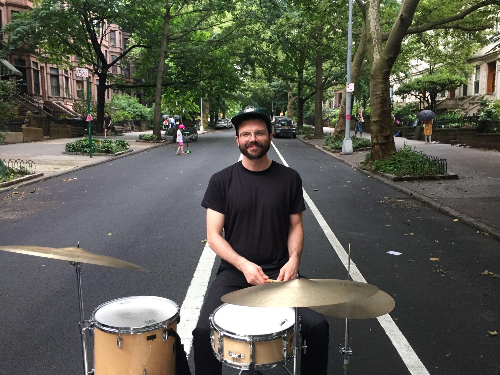Drum Teacher Mike Marcinowski