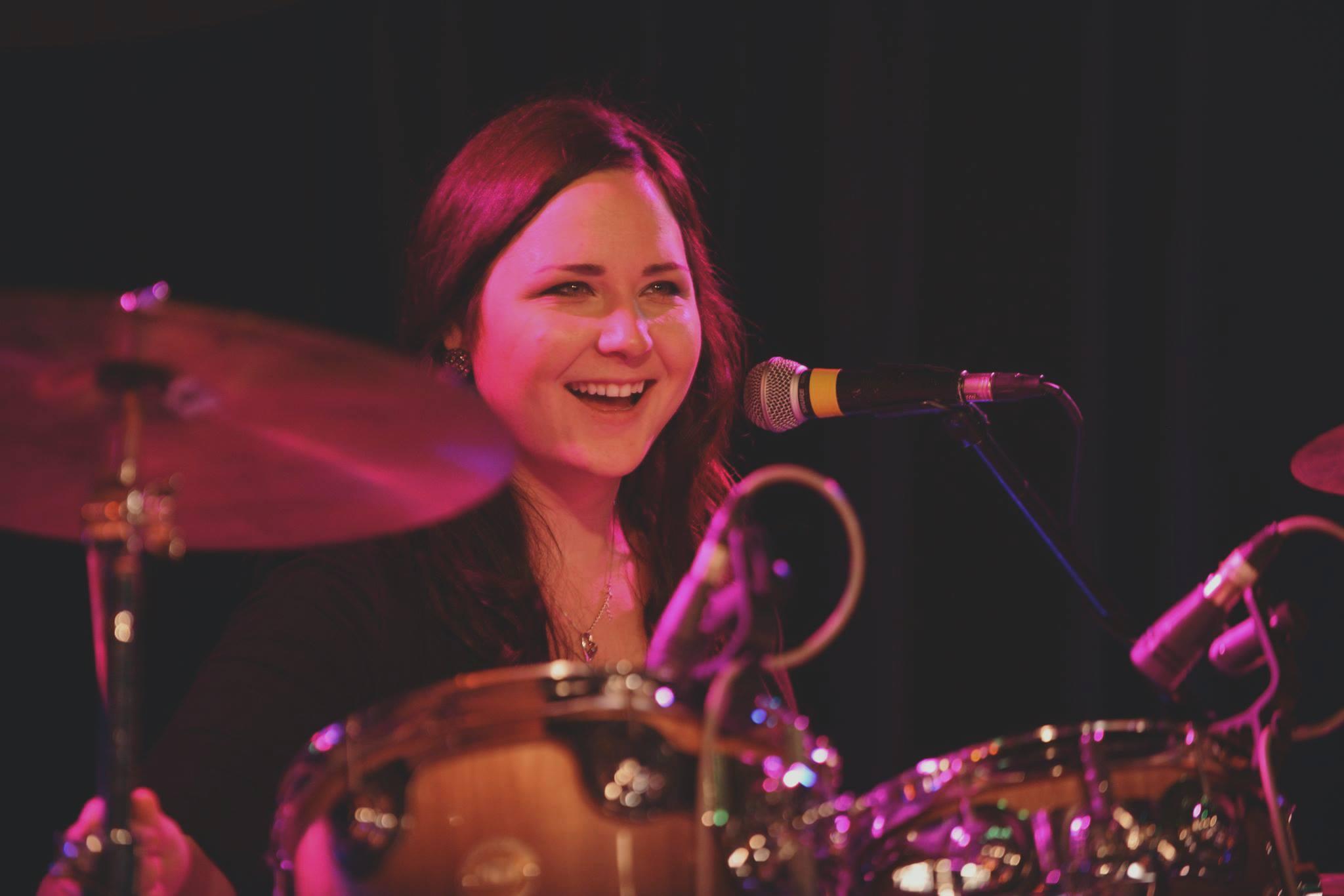 Guitar & Drum Teacher Carisa Henderson