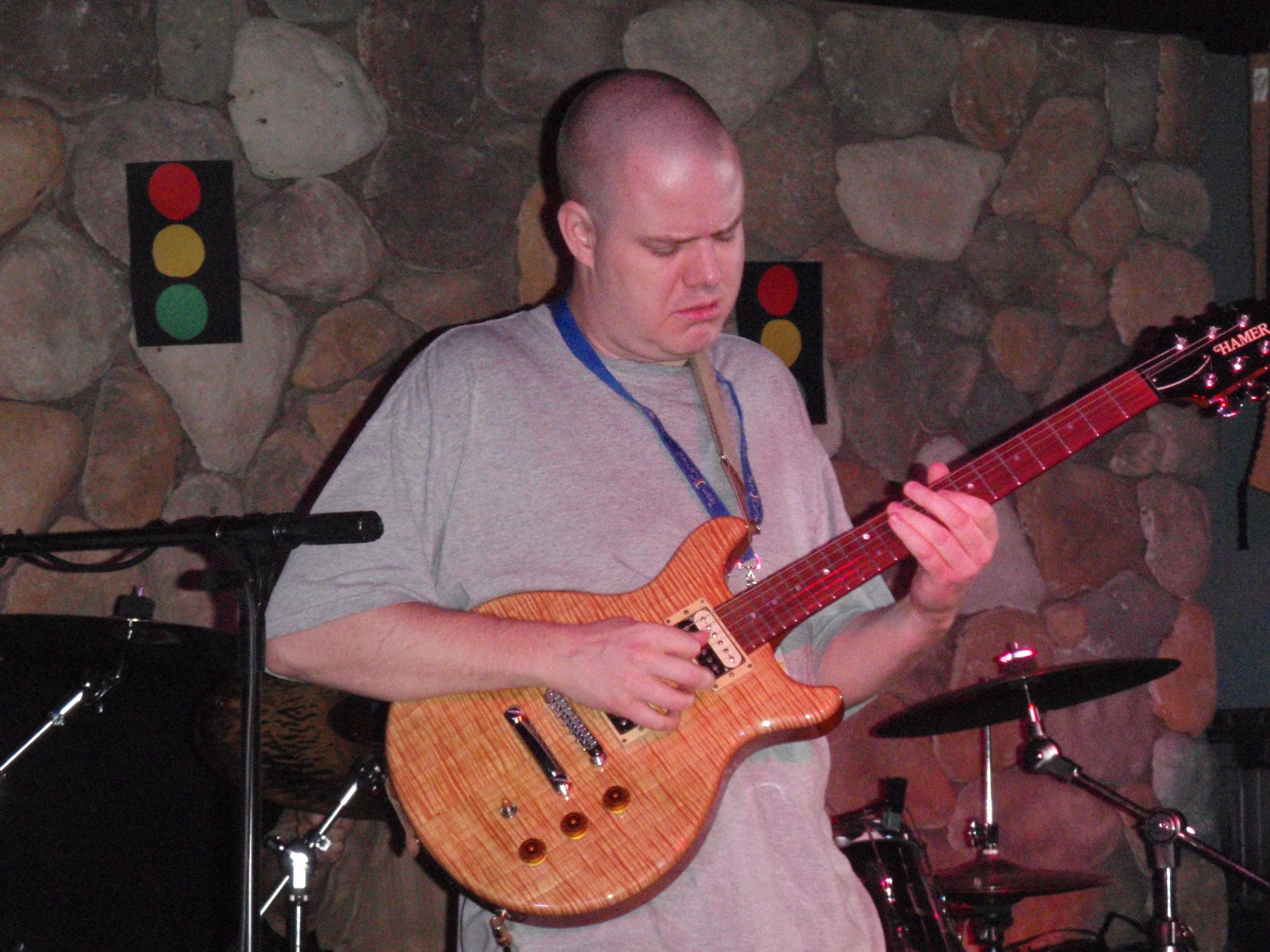 Guitar Teacher Matt McGuire