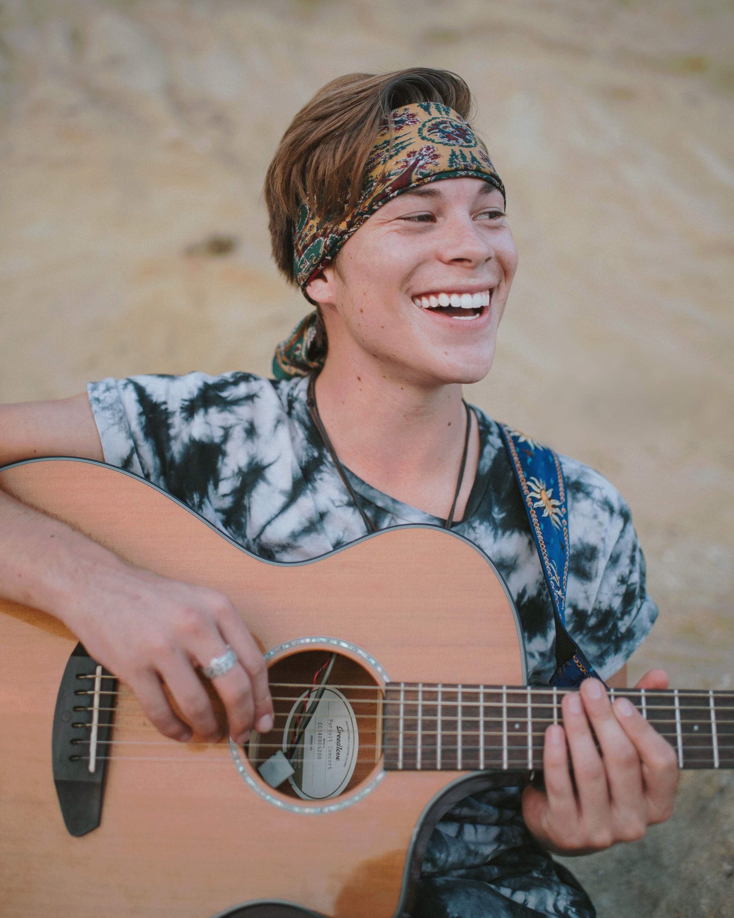 Guitar Teacher Caleb Jordan Riley