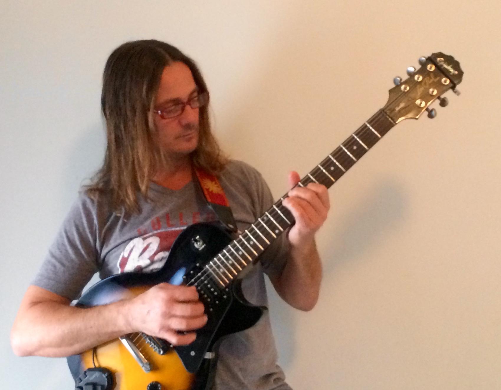 Guitar, Piano, Drum, Bass & Voice Teacher Jimmy Copenhaver