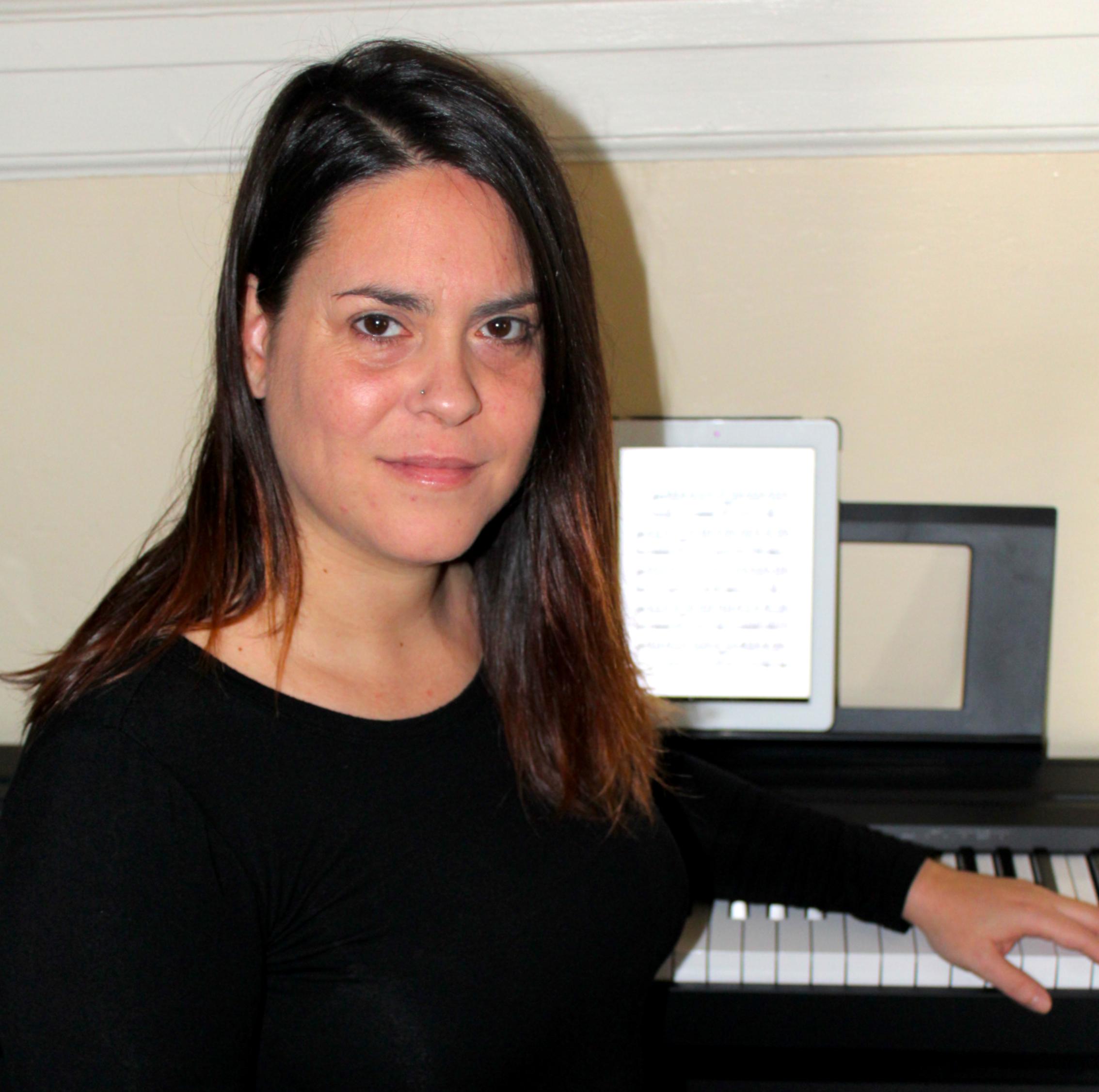 Piano Teacher Maria Garcia-Plaza